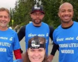 This video is a trailer for the upcoming movie we're making called Three Men and a Tough Little Mudder. It chronicles my daughter, Jenna Reed-Côté's, journey on June 25, 2016 to tackle the incredibly difficult obstacle course at Whistler called Tough Mudd